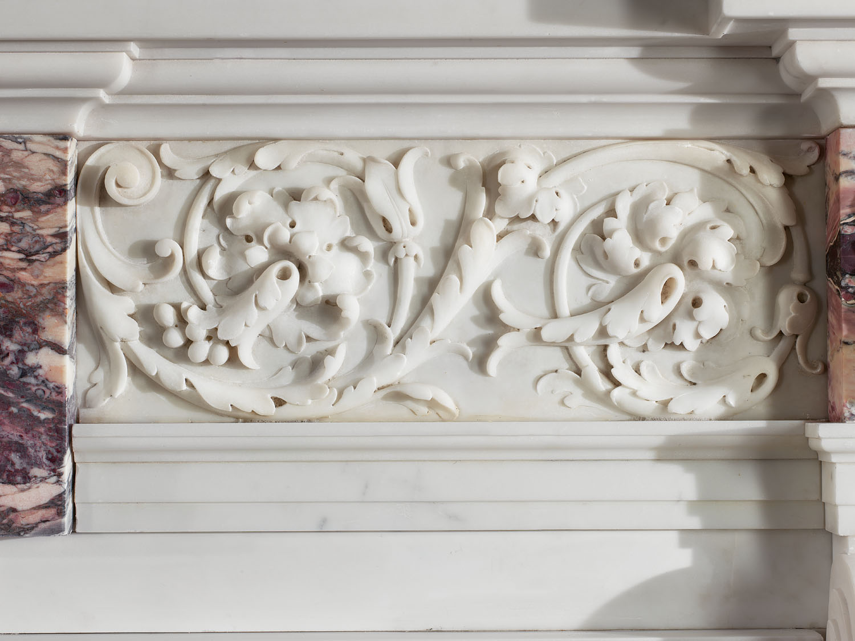 Palladian Marble William Kent Fireplace Westland Antiques