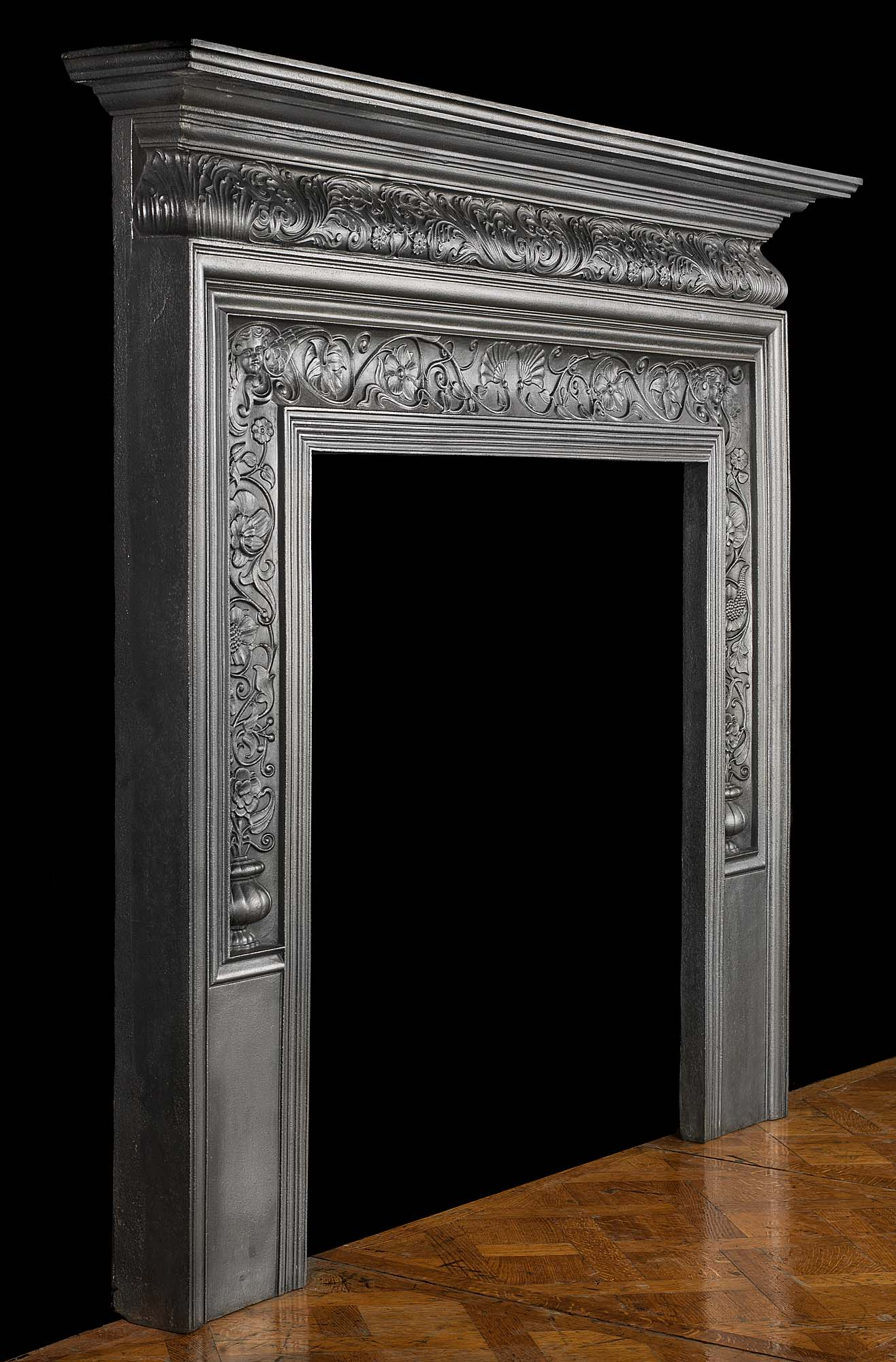Chimneypiece By Style Victorian Stock No 13411
