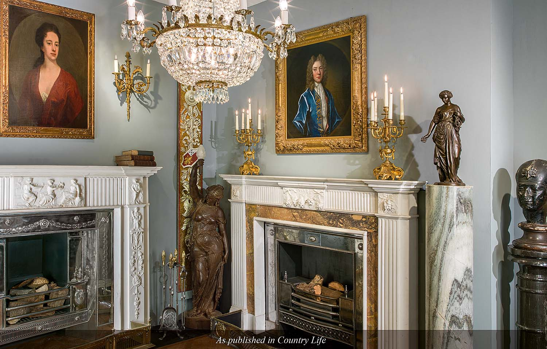 Cast Iron Coalbrookdale Statue Of Europe Westland London