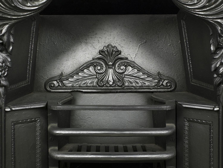 Victorian Antique Hob Fireplace Insert Westland London