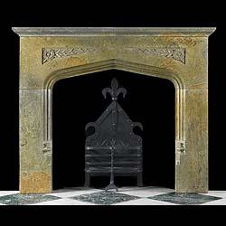 Arts And Crafts Revival Tudor Gothic Horton Stone