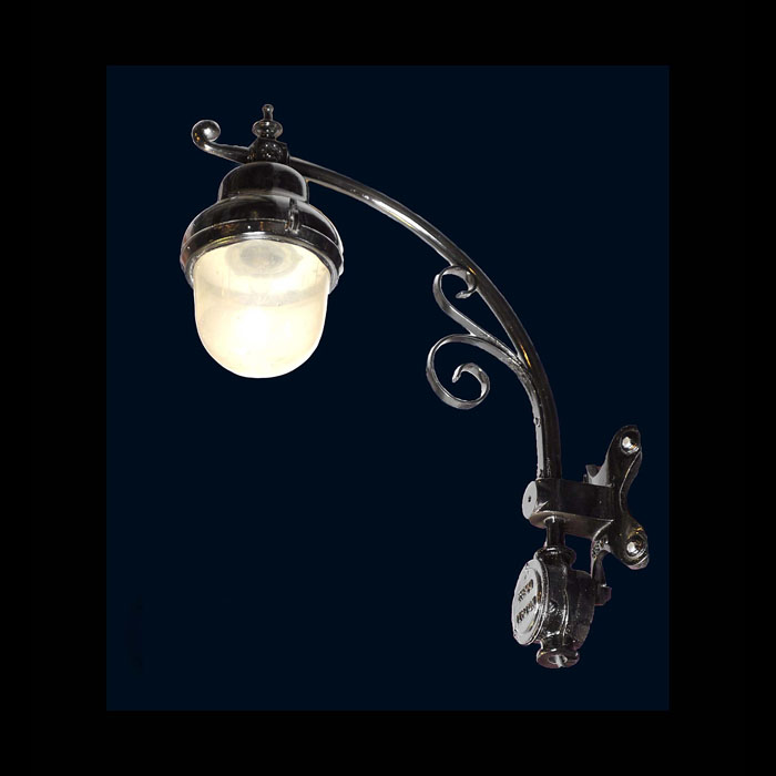 A Pair of Revo Tipton Wall Street Lights