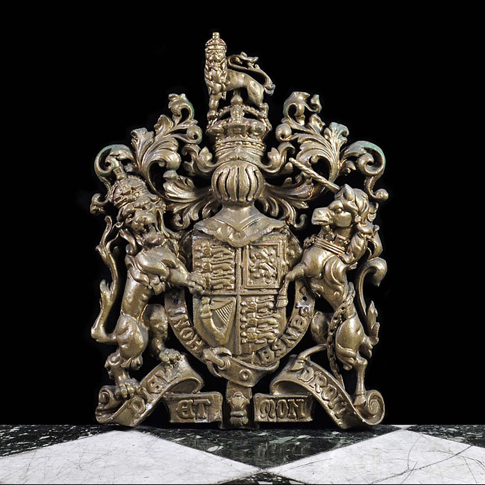 The Royal Family Coat of Arms