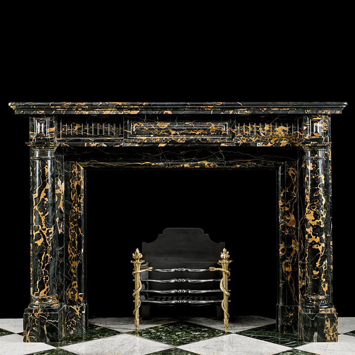 14249 - French Regency Portoro Fireplace Mantel | Westland London