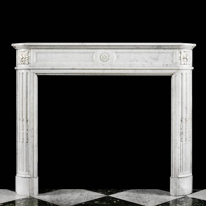 14301 - Marble Chimneypiece In the French Regency Style | Westland