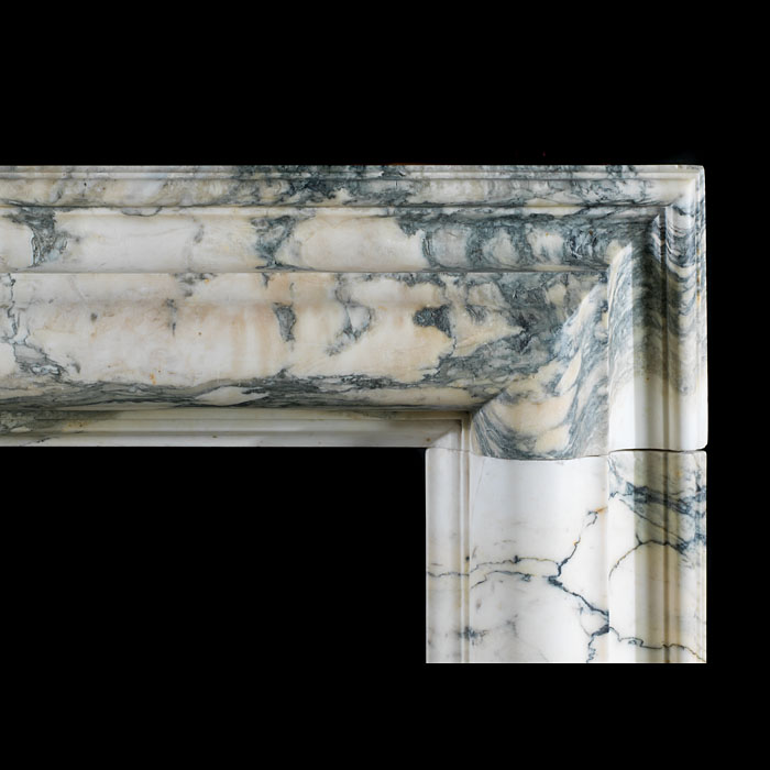 An early 20th century Pavonazzo Marble Bolection