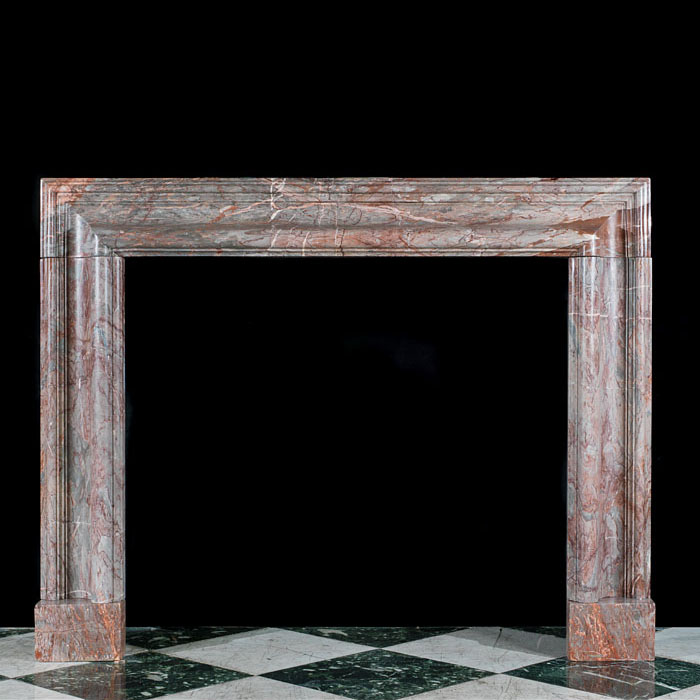 Ashburton Marble Bolection fireplace mantel