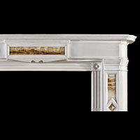 Scottish Regency Antique Marble Fireplace | Westland London