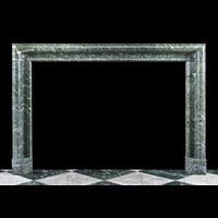 Green Marble Bolection Antique Chimneypiece | Westland Antiques
