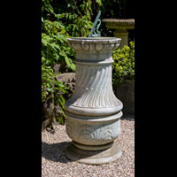 Antique English Regency Marble Sundial | Westland London