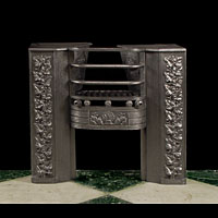 Ivy Cast Iron Victorian Hob Grate | Westland London