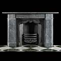 Grey Marble Antique Victorian Fireplace | Westland London