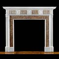 English Georgian Antique Marble Fireplace | Westland Antiques