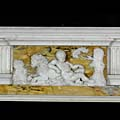 Neoclassical White Marble Antique Fireplace | Westland London