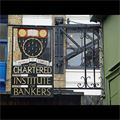 Chartered Institute Company Bankers Sign | Westland Anriques