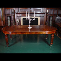Victorian Mahogany Dining Table | Westland London