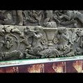 Carved Stone Baroque Metopes Frieze | Westland Antiques