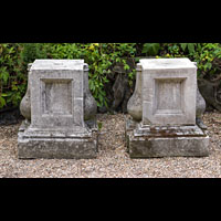 Art Deco Portland Stone Plinth | Westland London