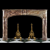 Louis XVI Sarin Colin Marble Antique Fireplace | Westland London