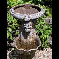 Victorian Cast Iron Drinking Fountain | Westland London