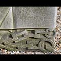 Carved Portland Stone Garden Wall Plaque | Westland London