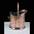 Copper Coal Scuttle Early 20th Century | Westland Antiques