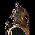 Hunting Trophies Antique Wall Mirror | Westland London