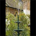 Cast Iron Three Tier Swan Garden Fountain | Westland London