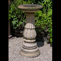 Garnick Fireclay Antique Stone Column | Westland London