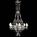 Gothic Revival Steel Antique Chandelier | Westland London