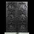 Zodiac Arts And Crafts Fireplace Panels | Westland London