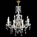 Eight Branch Crystal Chandelier | Westland London