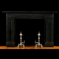 Victorian Fireplace Black Kilkenny Marble | Westland London