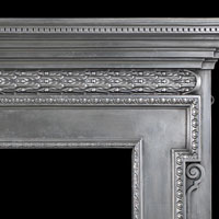 Classical Cast Iron Victorian Fireplace | Westland London