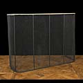 Tall Victorian Mesh Nursery Fireguard Fender | Westland London