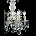 Classical Cut Glass Chandelier | Westland London