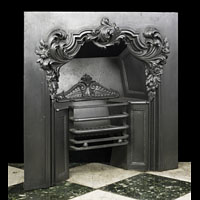 Victorian Antique Hob Fireplace Insert | Westland London