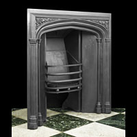 Antique Georgian Victorian Fireplace Insert | Westland London