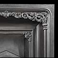 Cast Iron Early 19th Century Fireplace Insert | Westland London