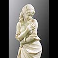 Italian Alabaster Figure Statue | Westland London