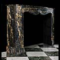 French Portoro Marble Antique Fireplace | Westland London