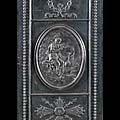 Large Pair Louis XVI Antique Fireback Panels | Westland London