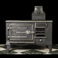 Portable Victorian Antique Kitchen Range | Westland London