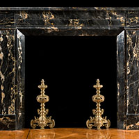 Portoro Marble Regency Fireplace Surround | Westland Antiques