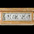 Belgian Regency Style Marble Fireplace Mantel | Westland London