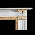 Crema Valencia Victorian Marble Fireplace | Westland London