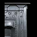 Art Nouveau Cast Iron Fireplace Surround | Westland London