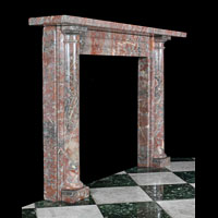 Ashburton Marble Regency Fireplace Mantel | Westland London