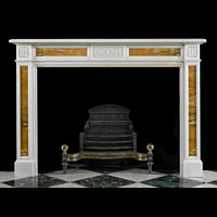 Victorian Antique Marble Fireplace | Westland London