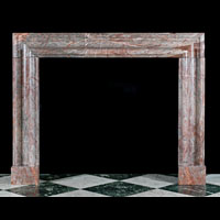 Ashburton Marble Antique Bolection Fireplace | Westland London